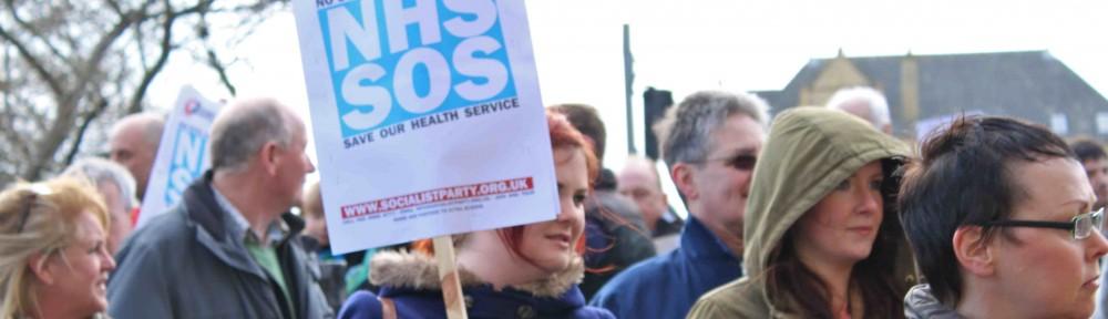NHS SOS-lores