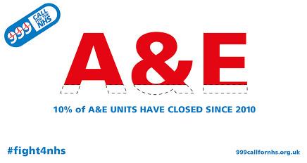 A&E cuts