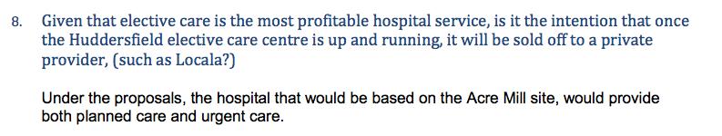 CCG rsp q8 privatisation planned care q