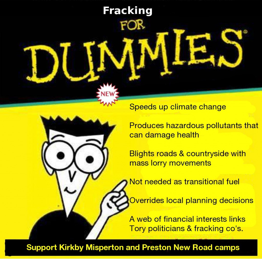 Fracking for dummies