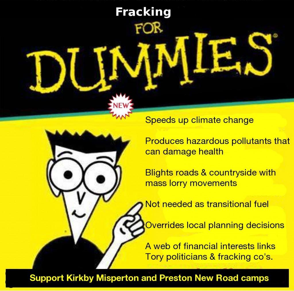 Fracking for dummies